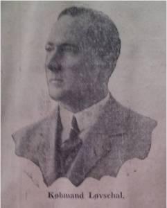 Købmand Immanuel Løvschal