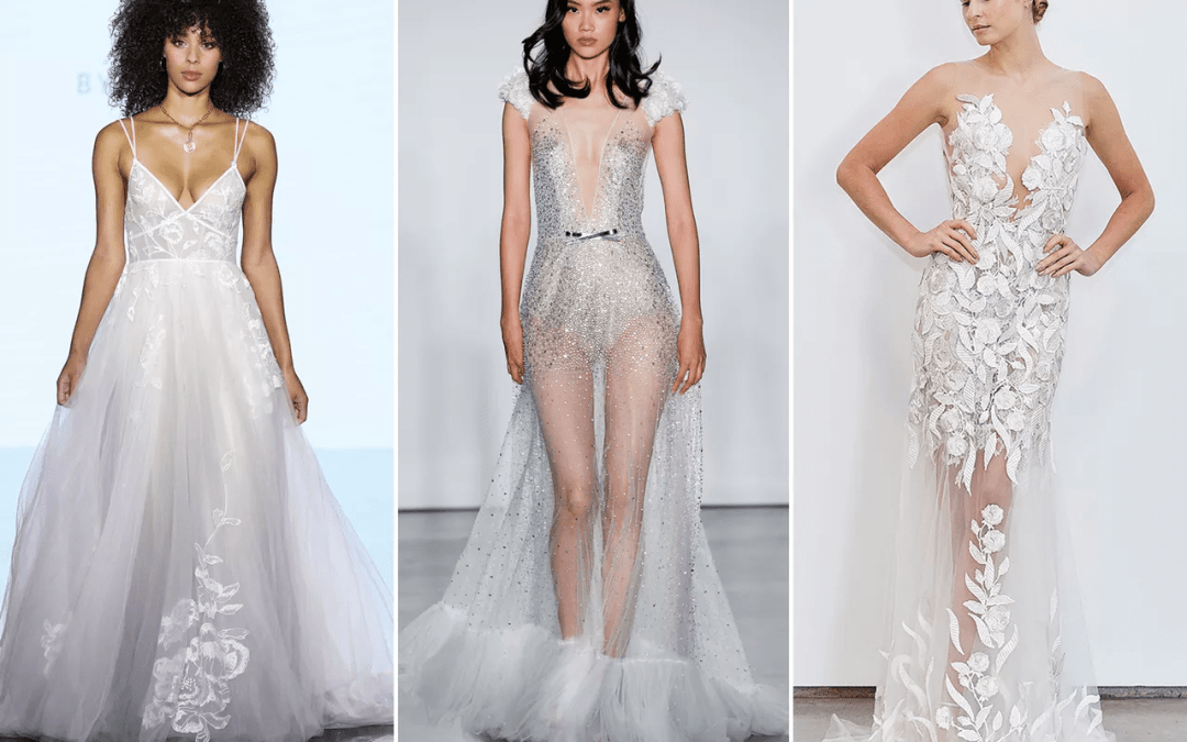The Top Wedding Dress Trends of 2020