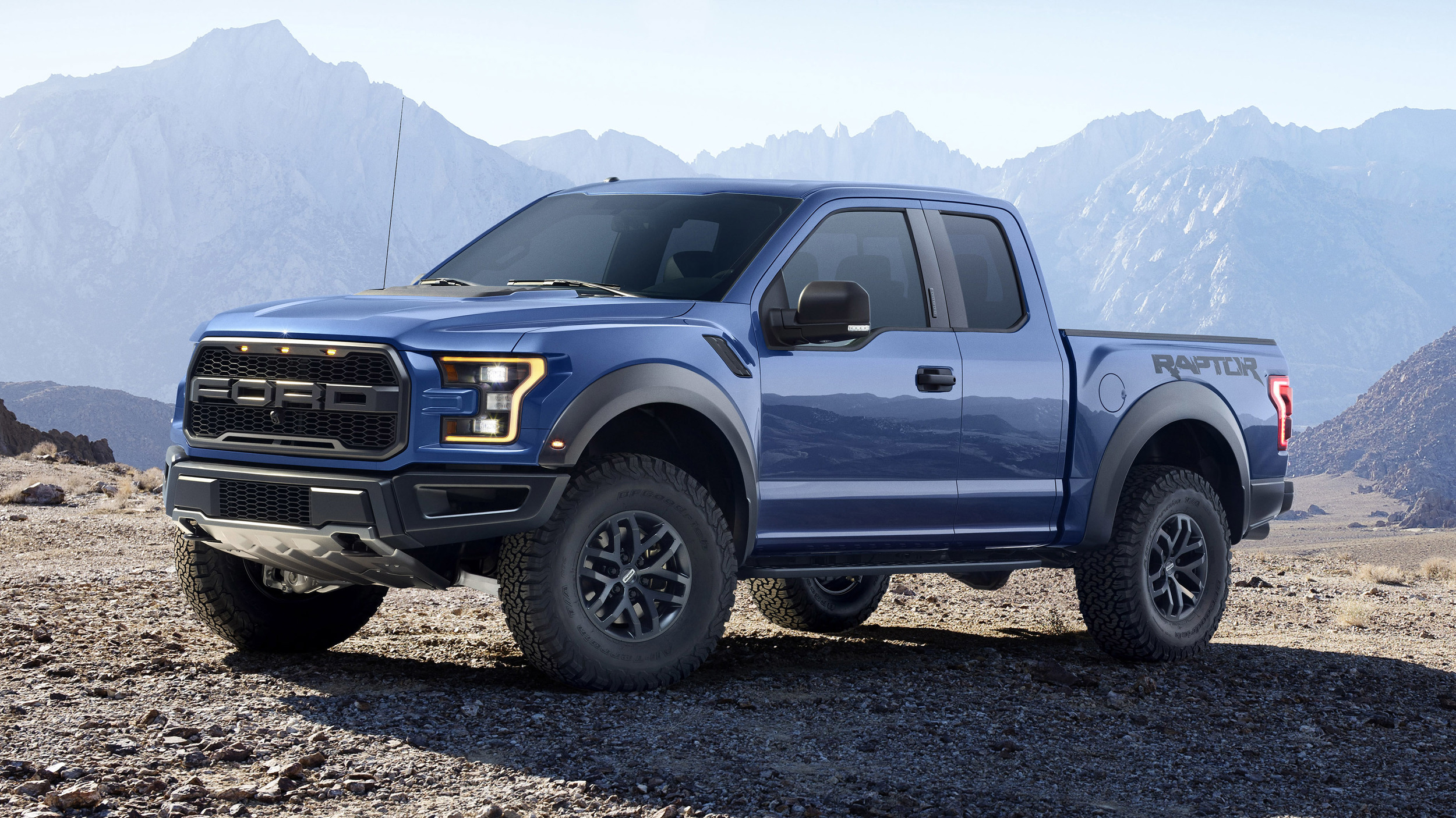The 2017 F 150 Raptor could be capable of over 600 HP