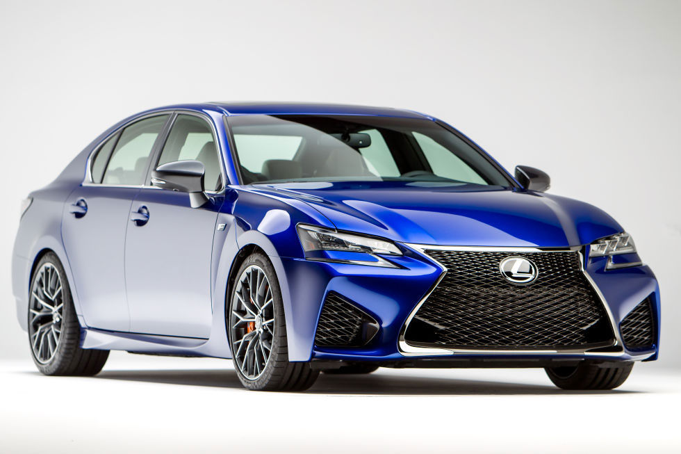 Here Are The First Official Images Of The 2016 Lexus GS F. Powered By The  RC Fu0027s Naturally Aspirated 5.0 V8, This New Performance Sedan Makes 467 HP  At ...