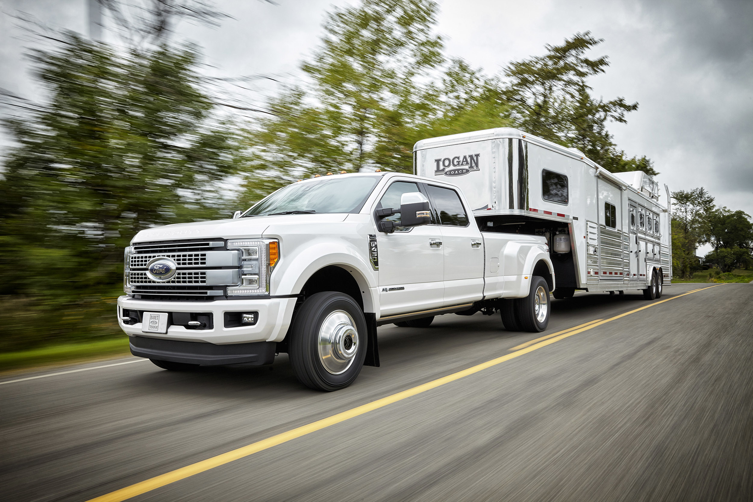 All new ford super duty 1