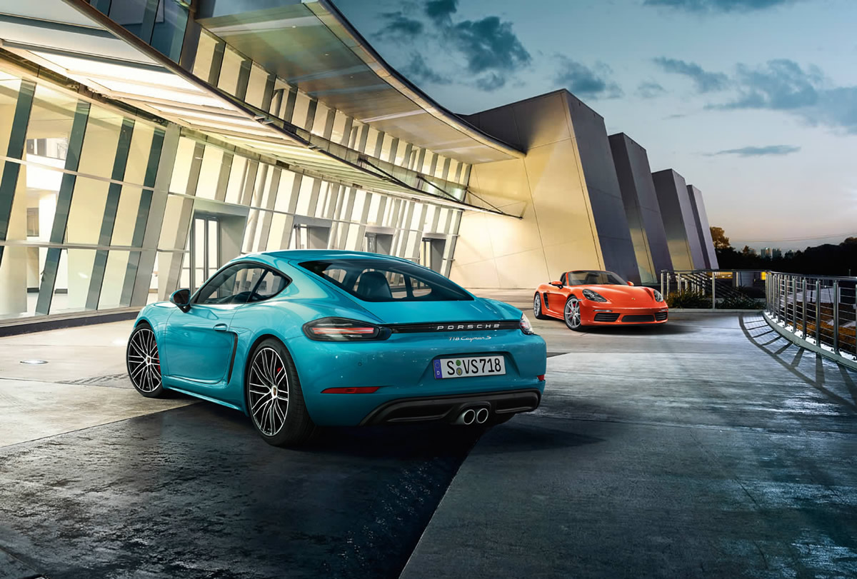Porsche Passport Offers On Demand Auto Subscription