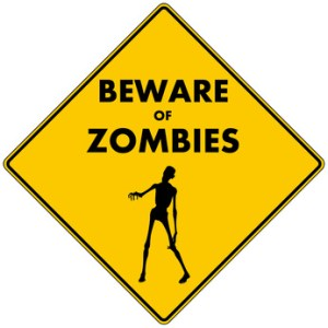 5 Survival Tips for the Zombie Apocalypse and Other Emergency Situations