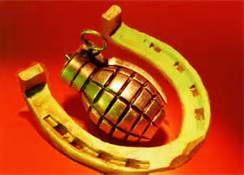 Horseshoes & Hand Grenades – What does it mean?