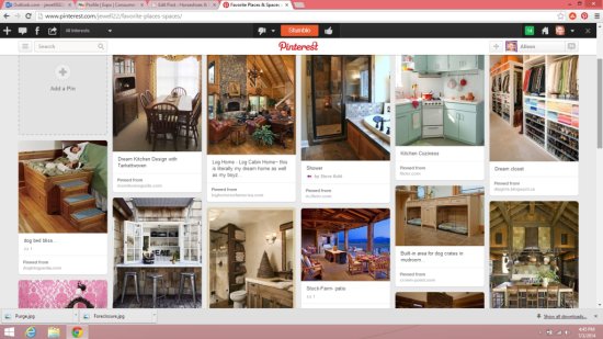 My Home According to Pinterest