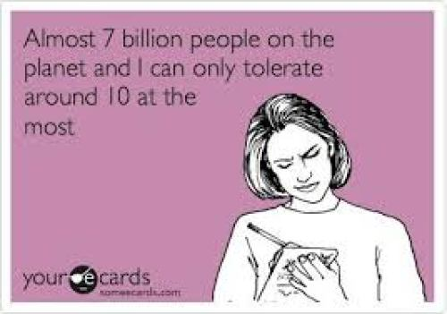 Tolerate People