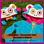 Hoodsbee  – The Hoodie That Becomes A Friend