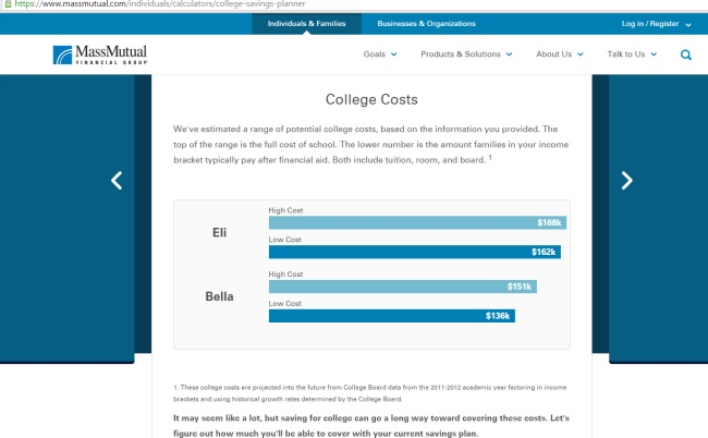 MassMutual College Savings