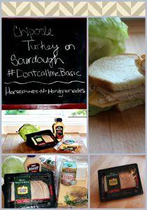 Chipotle Turkey on Sourdough