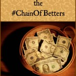 Now Trending: Giving Back and the #ChainofBetters
