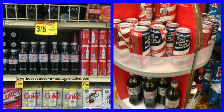 Coca-Cola at Albertsons