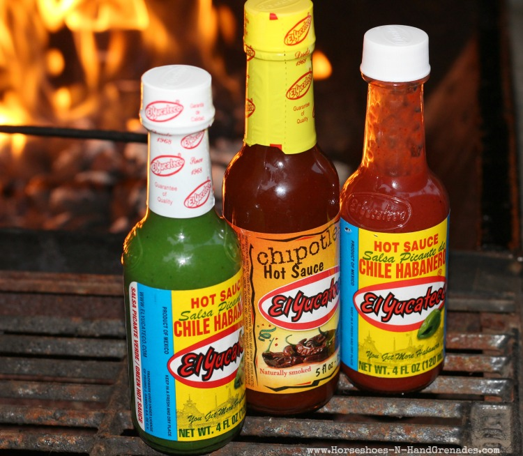 Grill With El Yucateco