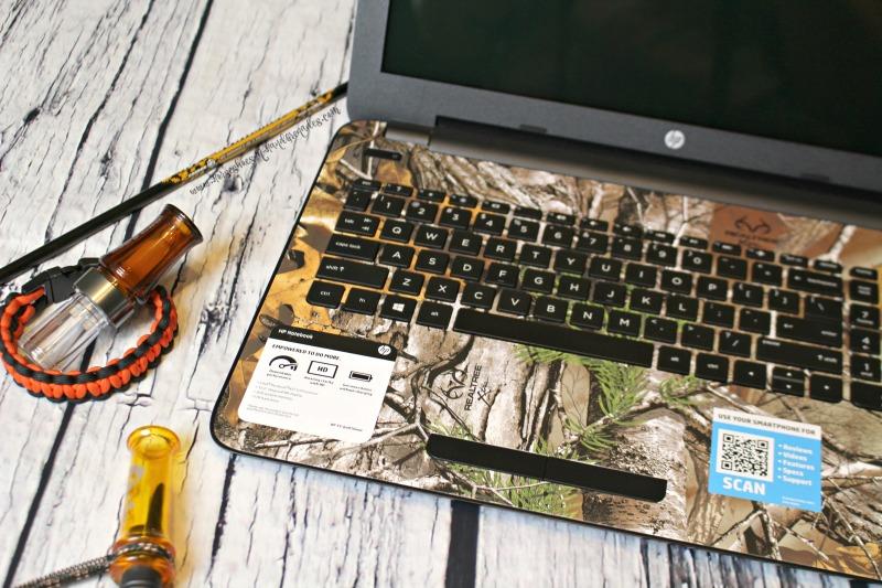 HP Real Tree Camo Laptop