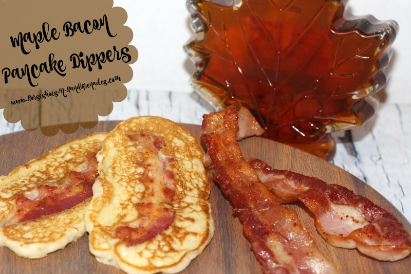 Maple Bacon Pancake Dippers 2