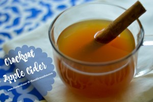Welcome to Winter: Crock Pot Hot Apple Cider Recipe