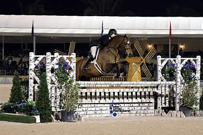 Victoria Colvin Secures USHJA/WCHR Peter Wetherill Palm Beach Hunter Spectacular Title
