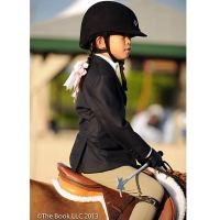 Avery Kelly and Farnley Romeo compete at the Winter Equestrian Festival