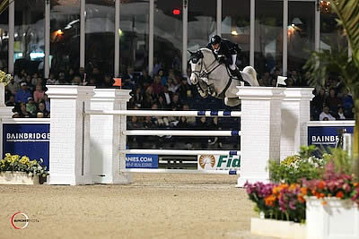 Daniel Deusser and Cornet d'Amour Capture $300,000 FEI World Cup Grand Prix CSI 5*