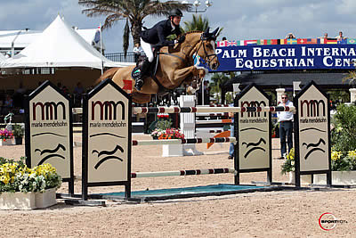 Ben Maher and Quiet Easy 4 Take Top Prize in $33,000 G&C Farm 1.45m Speed