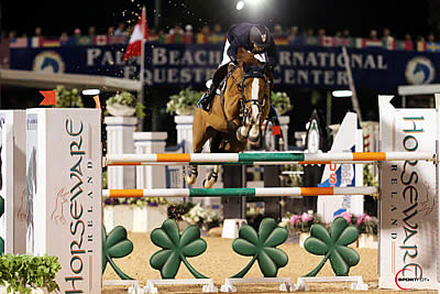 Eiken Sato and Espyrante Succeed in $82,000 Horseware Ireland Grand Prix CSI 3*