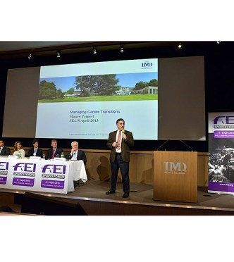 FEI Sports Forum Examines Ways to Help Athletes Prepare for the Post-Competition Workplace