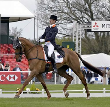 Australians Take Control at Mitsubishi Motors Badminton Horse Trials