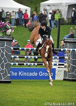 Katie Dinan and Nougat du Vallet Stay Clear for Victory in $100,000 Empire State Grand Prix