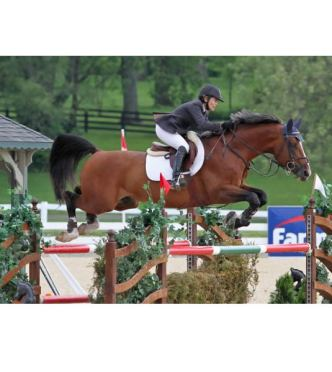 Margie Engle and Royce Race to Win $75,000 Mary Rena Murphy Grand Prix at Kentucky Spring Classic