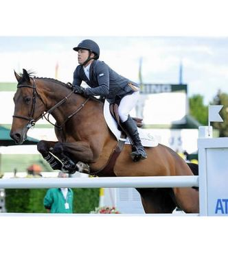 Farrington, Ward, McCrea, and Mathy Win on Opening Day of Spruce Meadows 'National' Tournament