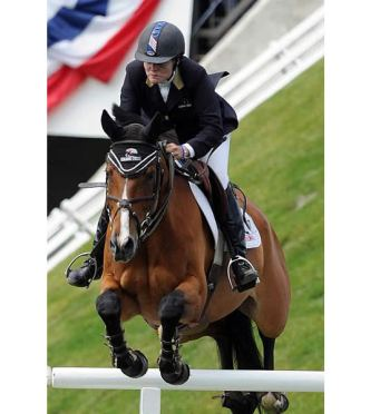 Victory in $175,000 Nexen Cup 1.60m Derby Goes to Leslie Howard and Lennox Lewis 2