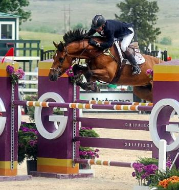 John Pearce and Chianto Make It Look Easy to Clinch the $30,000 Summer in the Rockies III Grand Prix