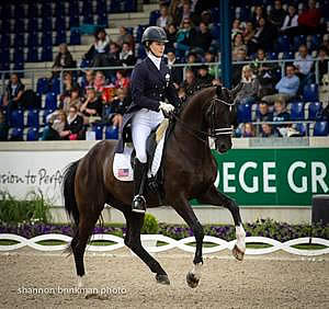 Roffman Second in CDI-U25 Freestyle at CHIO Aachen