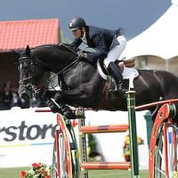 McLain Ward and Super Trooper de Ness