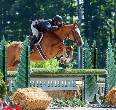 Greg Crolick Tops Current Standings for $10,000 Leading Hunter Rider Bonus at Horse Shows by the Bay