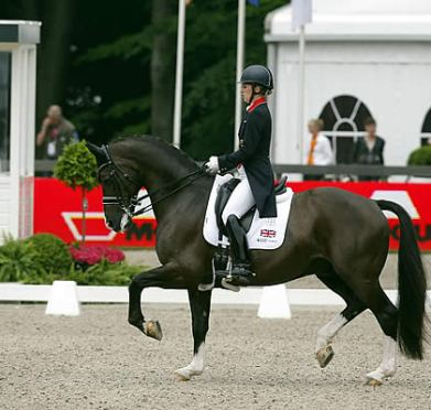 Charlotte Dujardin and Valegro Are Back at World Number One