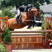 Kelly Mullen and Donato. Photo by Emily Riden