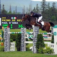 Paul O'Shea and Primo de Revel won the Grand Prix at the Lake Placid Horse Show - The Book LLC