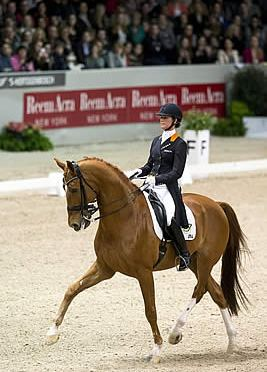 Adelinde Cornelissen and Jerich Parzival Re-Take World Number One Slot