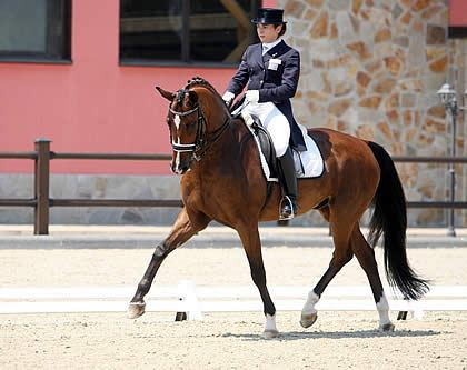 Bulgaria, Greece and Turkey Share the Spoils at Balkan Dressage Championships