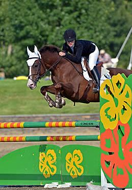 Illinois and New Jersey Dominate USHJA Child/Adult Amateur Jumper Regional Championships