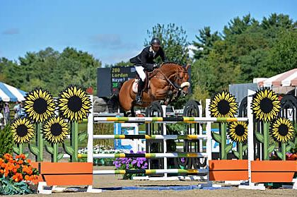 Nayel Nassar and Lordan Head East for Big Money Glory in Zoetis $1 Million Grand Prix