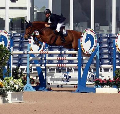 Olympic Gold Medalist Peter Wylde Joins Horses Healing Hearts as First Show Jumping Ambassador