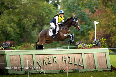 Byyny and White Lead the Way after Influential Cross Country Day at Dutta Corp Fair Hill International