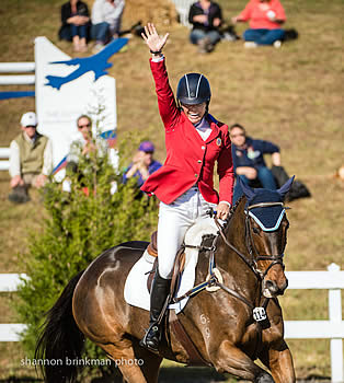 Byyny and Blyskal-Sacksen Earn Well-Deserved National Titles at The Dutta Corp Fair Hill International