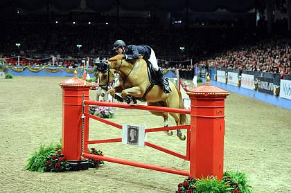 Top Ranked Riders in the World among Nominations for FEI World Cup Jumping at Olympia