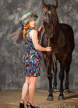 "Jockey Rosie Napravnik Is Official Spokesmodel for 5th Annual ""Hats Off to the Horses: The Road to the Derby"""