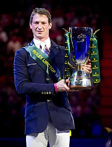 Daniel Deusser Wins Rolex IJRC Top 10 Final in Stockholm