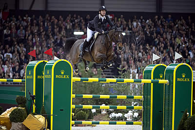 Steve Guerdat Wins the Rolex Grand Prix at CHI Geneva