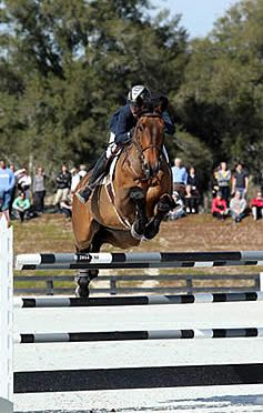 Tracy Fenney Two for Two with Bookend Performance at HITS Ocala