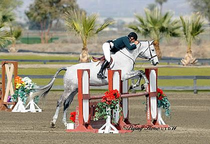John French and Soldier Win $5,000 Devoucoux Hunter Prix at HITS Thermal